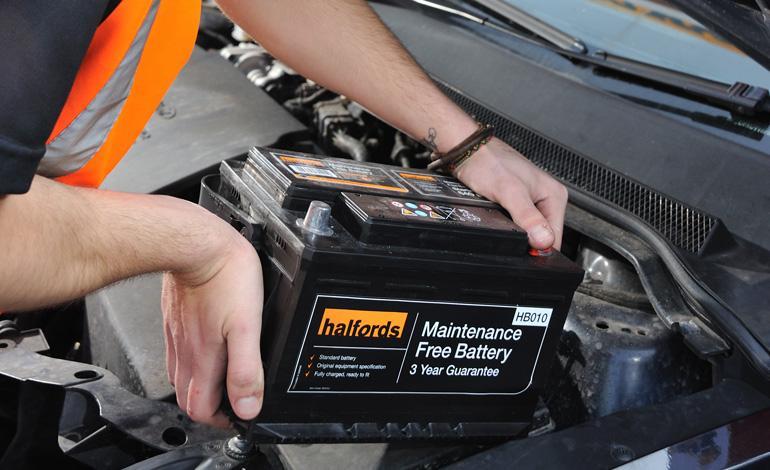 Battery Assistance London