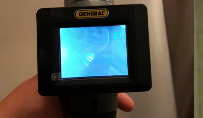 mold moisture detection