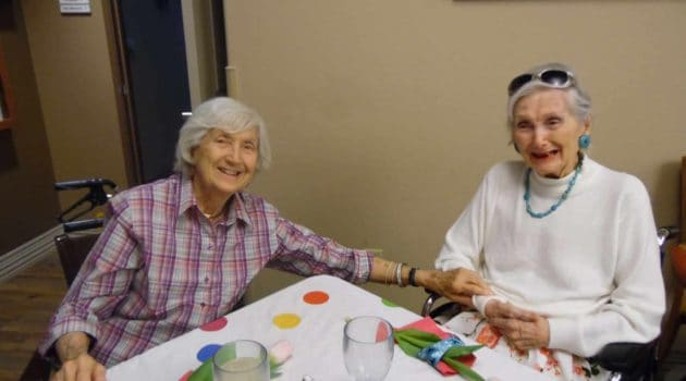 Activities with our Memory Care / Dementia Care Residents