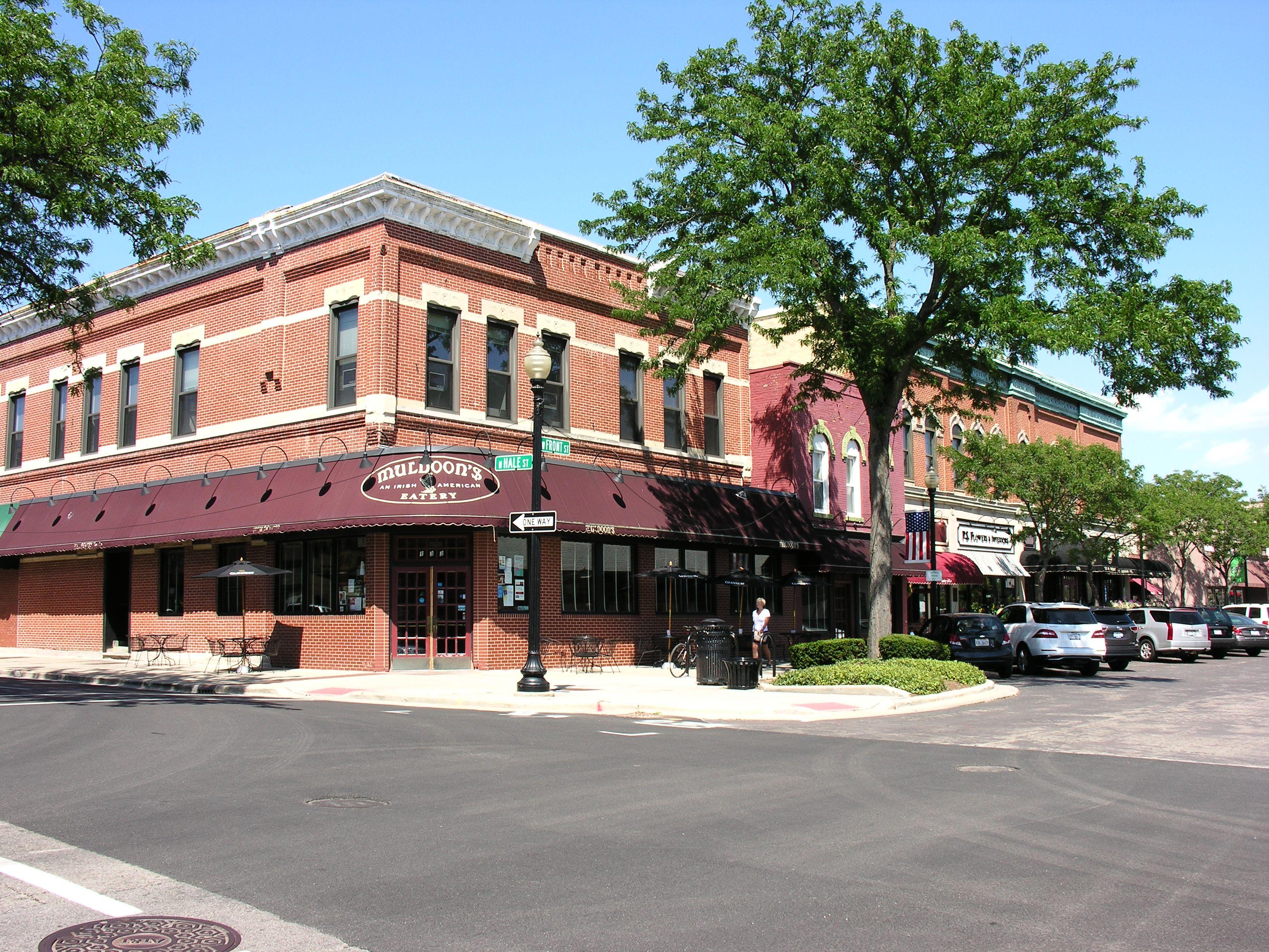 Downtown Wheaton