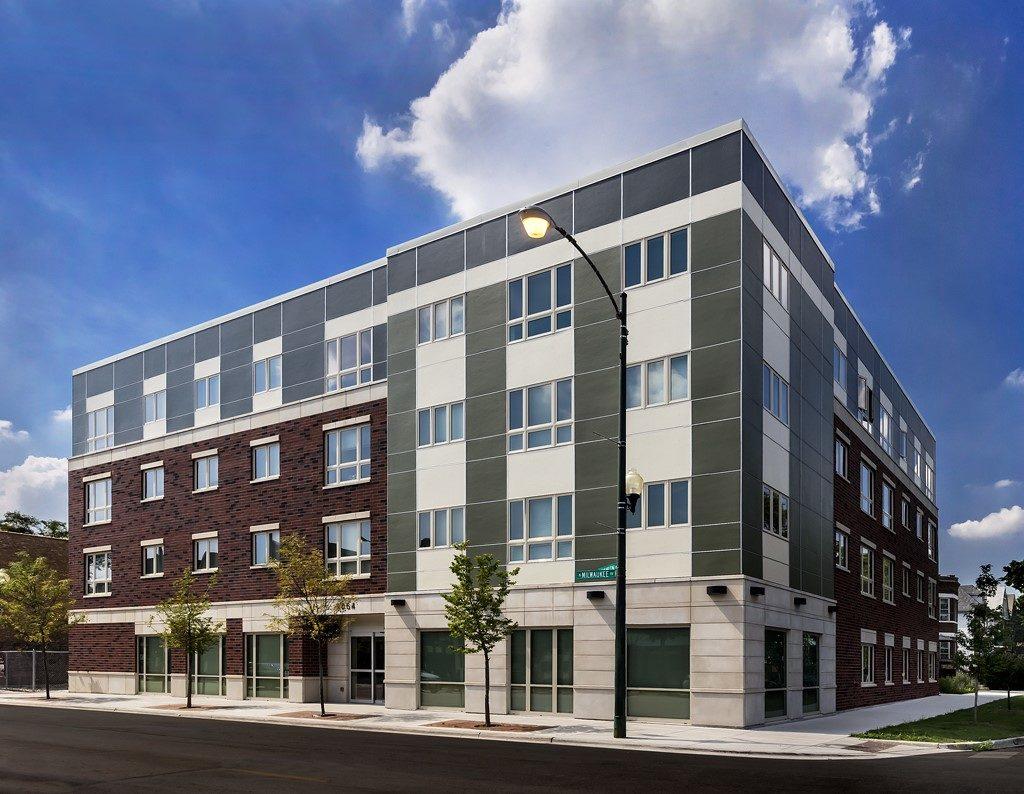 Milwaukee Ave Apartments