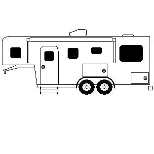 RV Trailers-5th Wheel