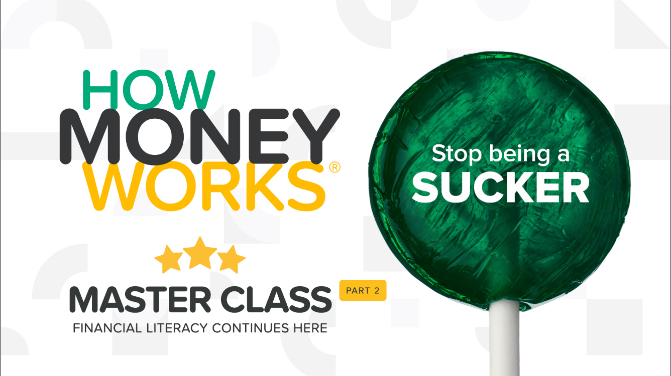 (B) How Money Works eLearning – Master Class Part 2 Online