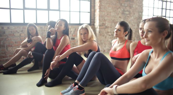 Fit and Fierce-Members Only-