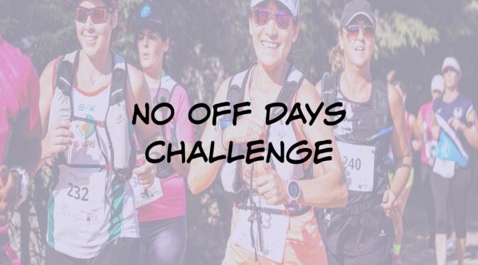 No Off Days Challenge