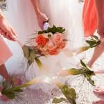 sanibel island wedding bouquets