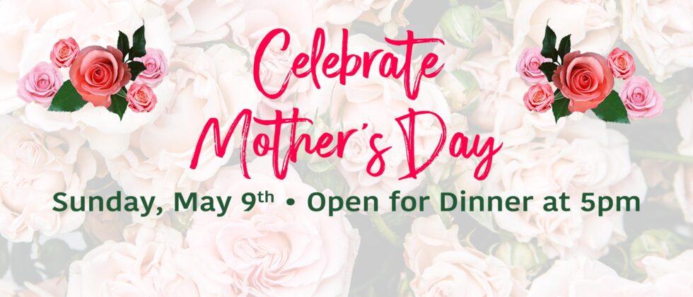 sanibel mother's day dinner ad