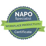 National Association of Productivity & Organizing Professionals. Workplace productivity Certificate