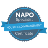 National Association of Productivity & Organizing Professionals. Household Management Certificate