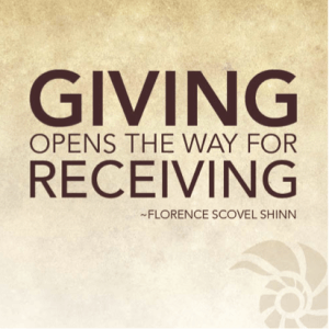 Giving-is-getting-author-success