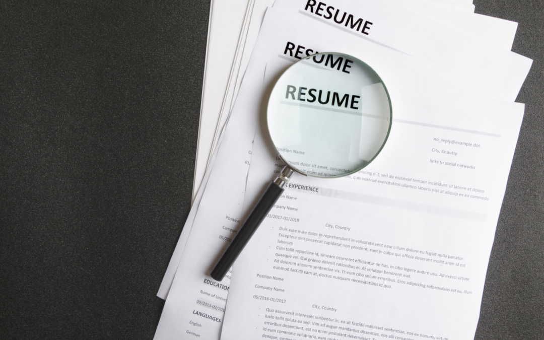 What Does a Good Resume Look Like?