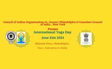 International Yoga Day 2021