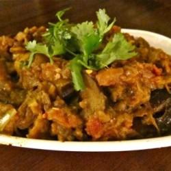 Eggplant, Part 1: Baingan Bharta