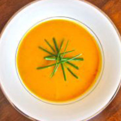 Eat Squash, Not Slime (Roasted Squash Soup, That Is)