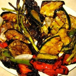 Summer's Bounty Sizzles: Grilled Vegetables