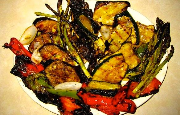 Grilled Vegetables | #pkway class=
