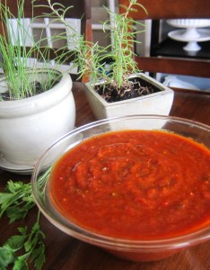 Marinara Sauce | PK Newby