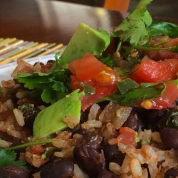 Better-for-You Rice and Beans