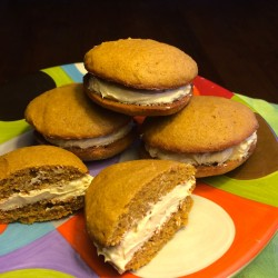 Healthy Holidays: Pumpkin Whoopie Pies (Recipe)