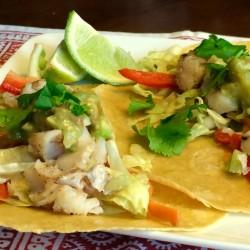 Easy Fish Tacos (Taco Tuesday Recipe)