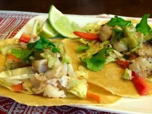 Fish Tacos   pkway