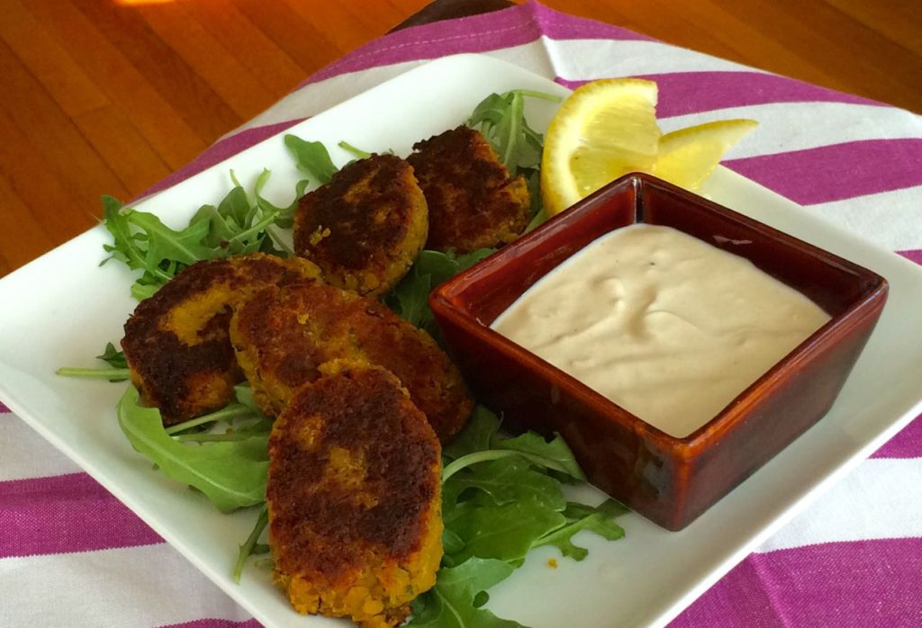 Falafel recipe | PK Newby