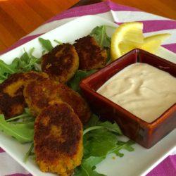 Falafel, Tahini's BFF (Recipe)