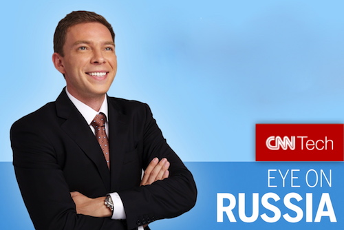 Dmitry Fedotov CNN Interview