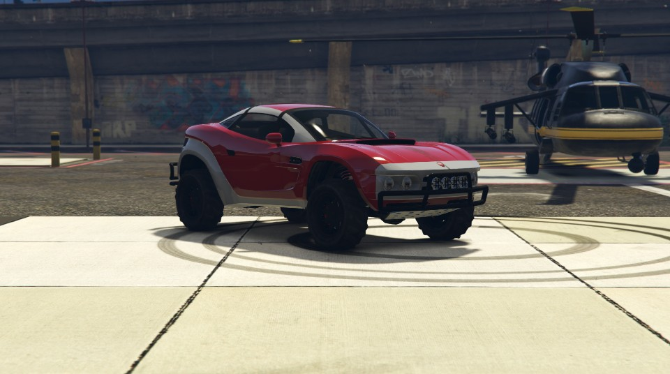 Rally Fighter - created by gaming community