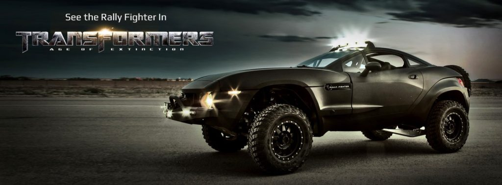 Rally Fighter in Transformers