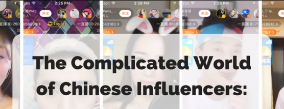 Chinese Influencers: Why Chinese bloggers matter