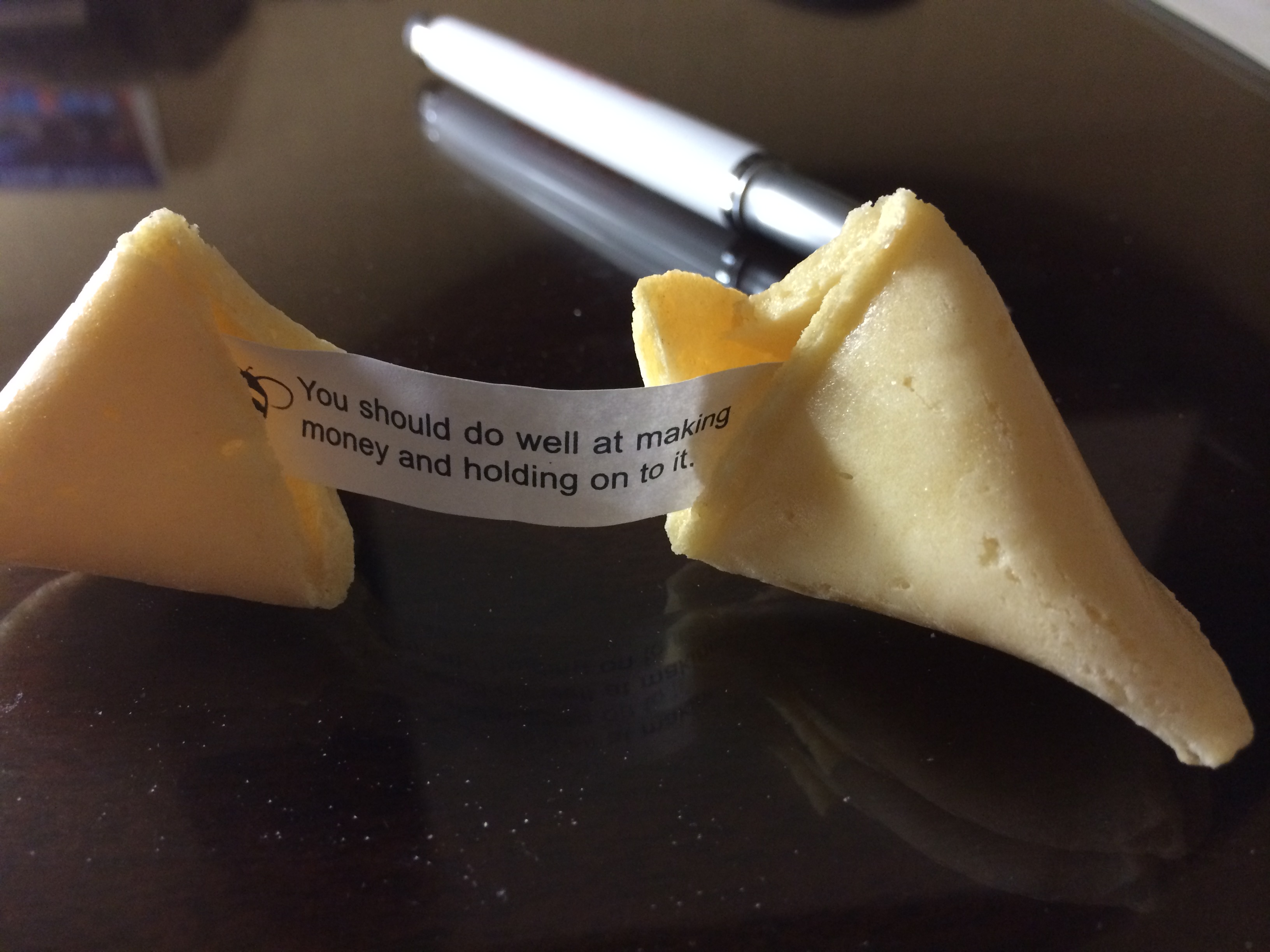 Dmitry Fedotov Fortune Cookie