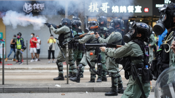 Hong Kong Protests 2020