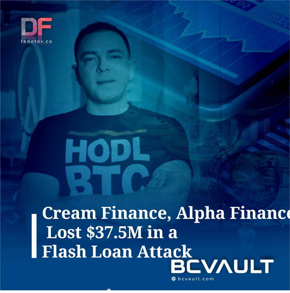 Cream and Alpha Flash Loan