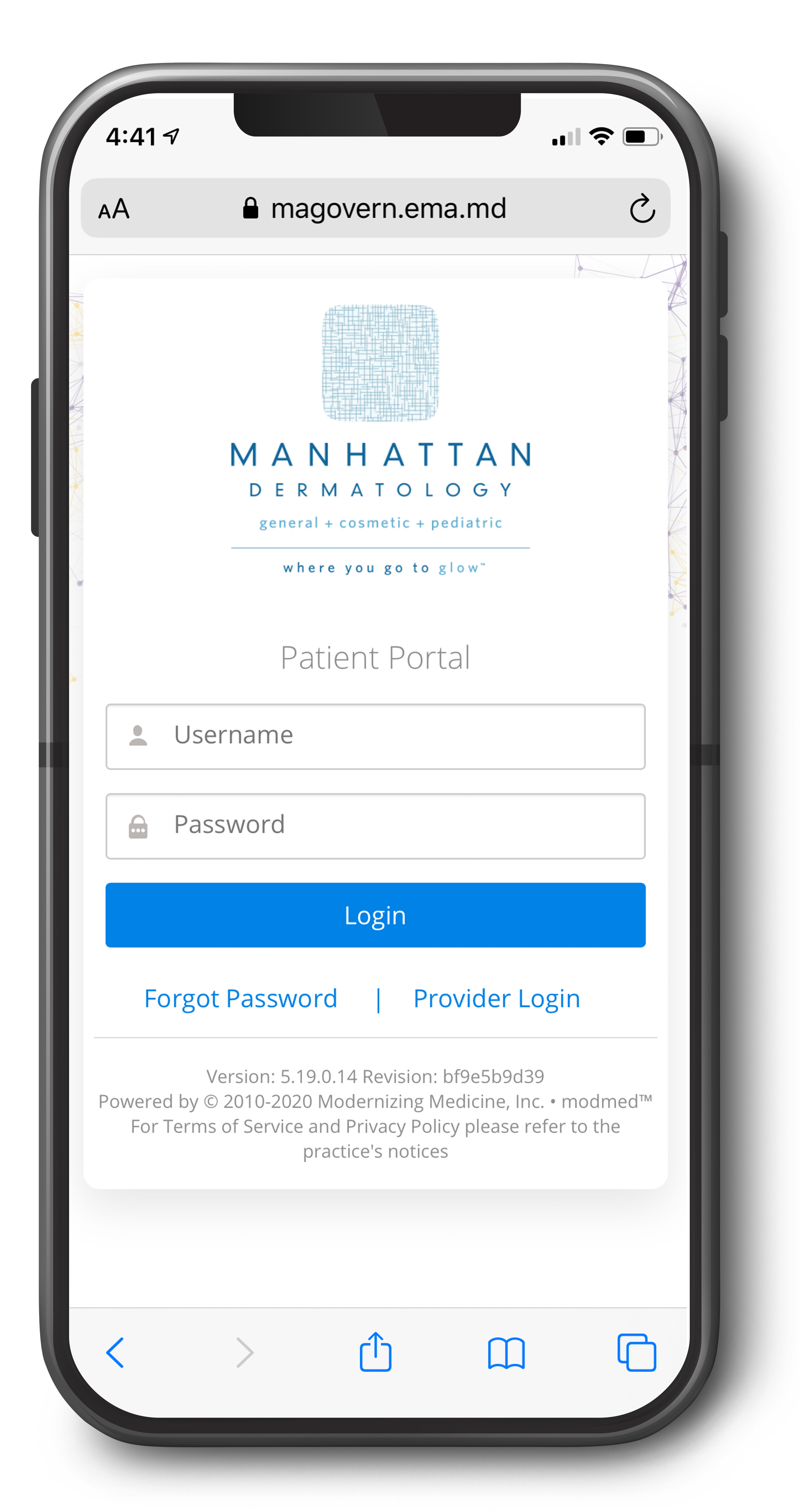 access our patient portal here