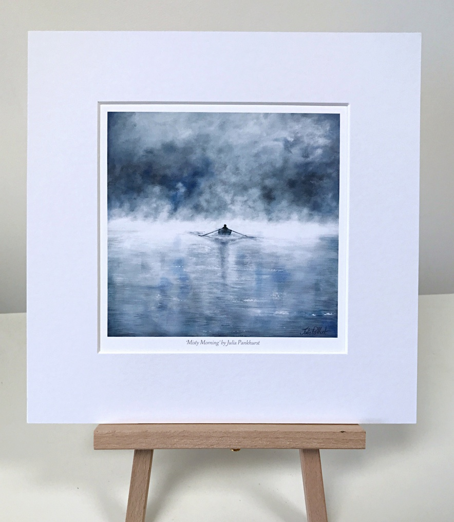 Rowing Boat Pankhurst Gallery