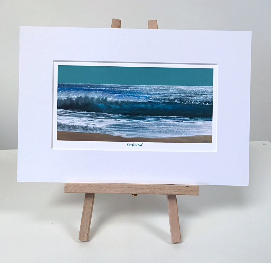 Waves Crashing Pankhurst Gallery