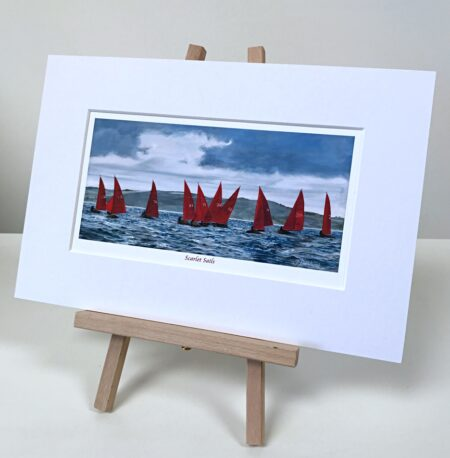 Scarlet Sails Yacht, Sailing Pankhurst Gallery