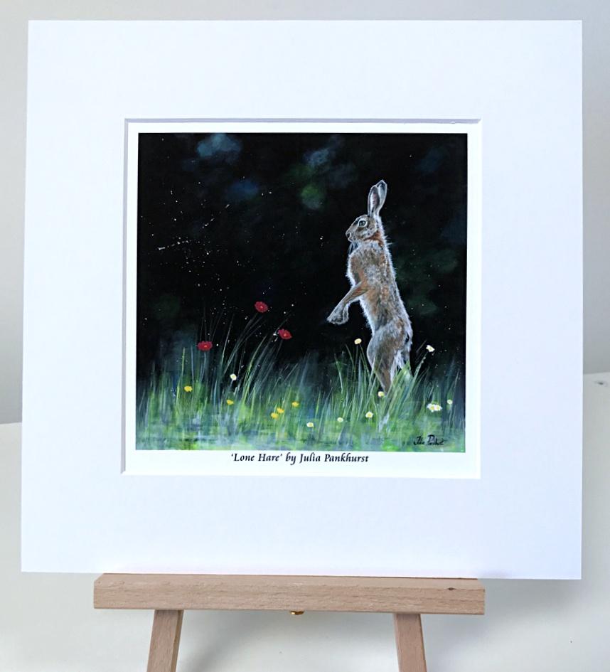 Lone Hare Pankhurst Gallery
