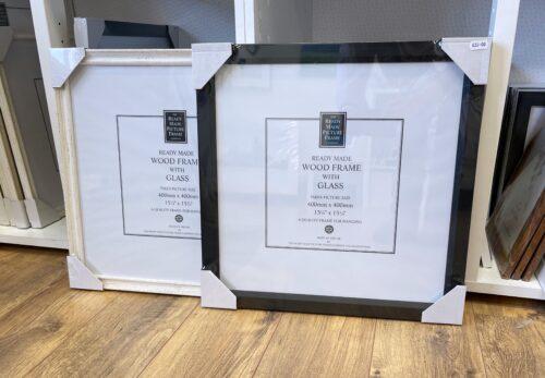 Frames for art gift prints Pankhurst Gallery 40 x 40cm