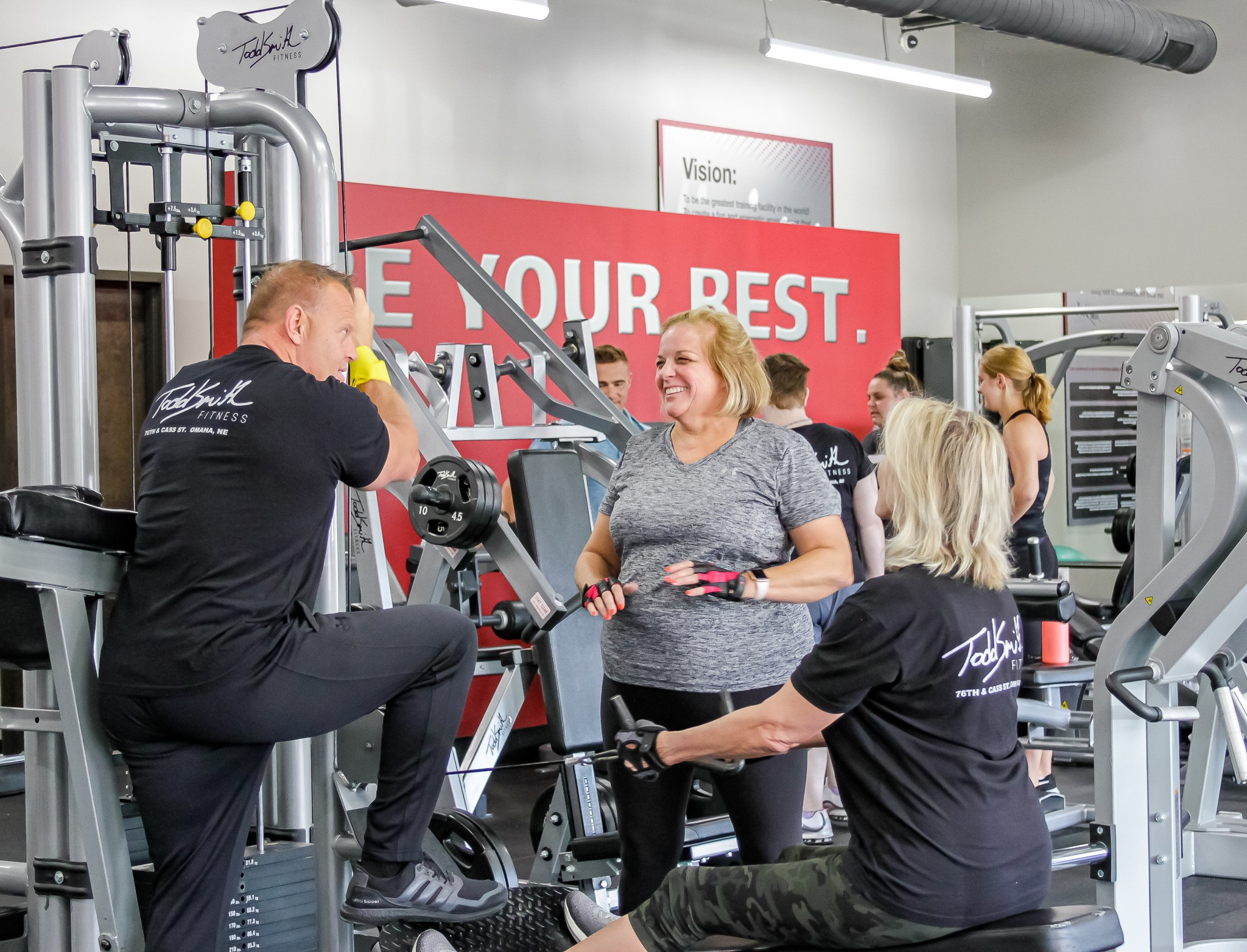 An inside look into Todd Smith Fitness in Arizona.