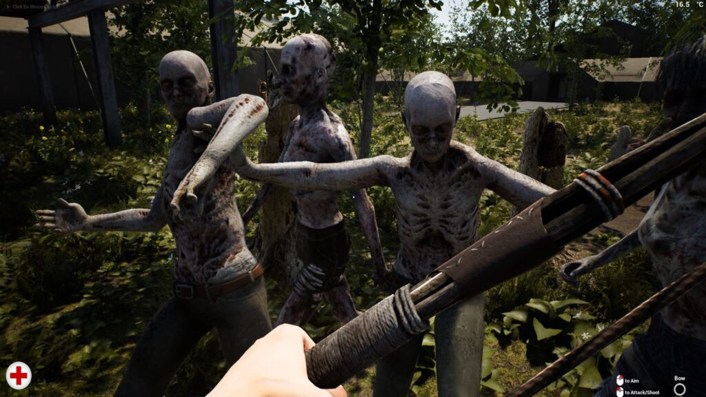 vambies from the infected survival game