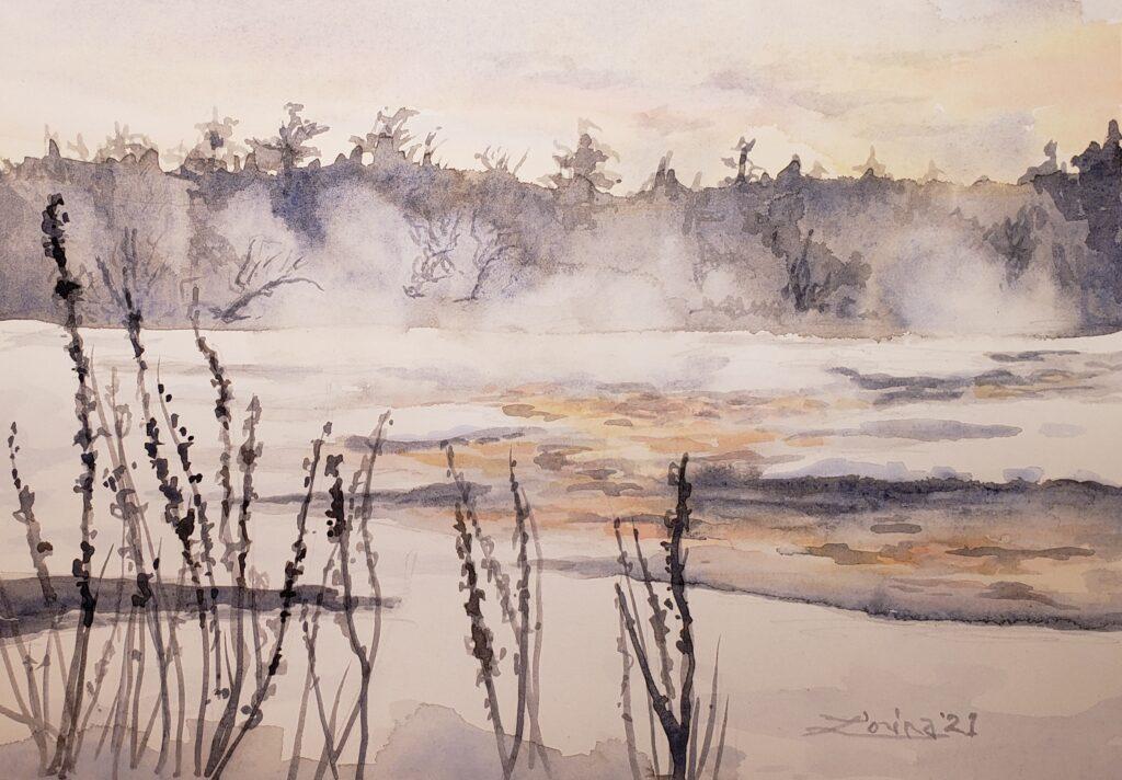 Pettawawa River