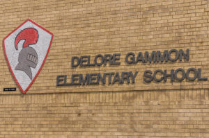 Delore Gammon Elementary School - 3240 Rushwood - Class of 2008 - photo from 2009