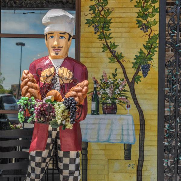 Adrian's Restaurant - 2121 N. Rock Road - by Rick Regan - photo from 2009