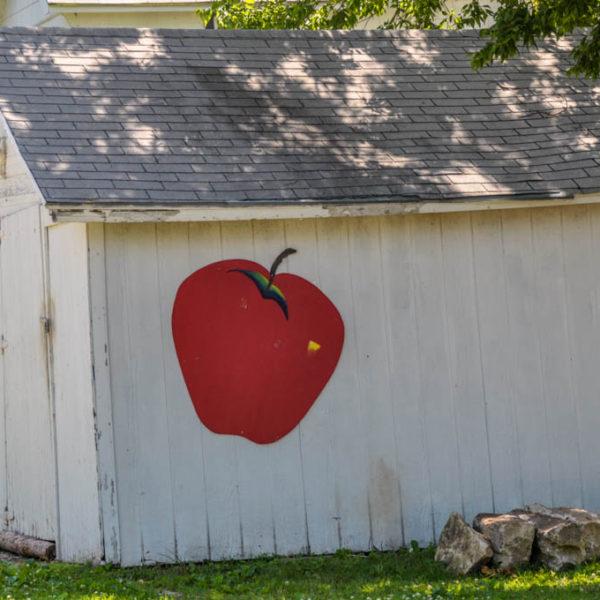 untitled - apple - 401 S. Poplar - photo from 2009