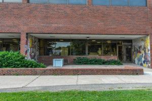 Wichita High School East - 2301 E. Douglas - photo from 2009