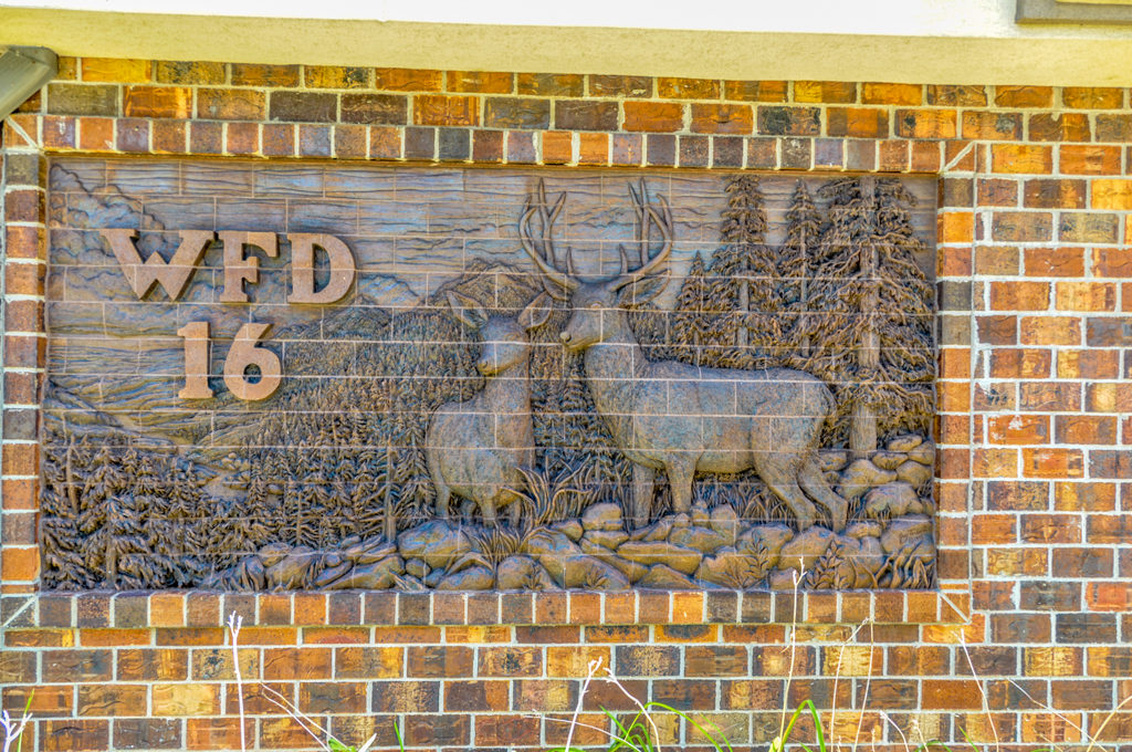 Wichita Fire Department Station 16 - 1632 N. Tyler - photo from 2009