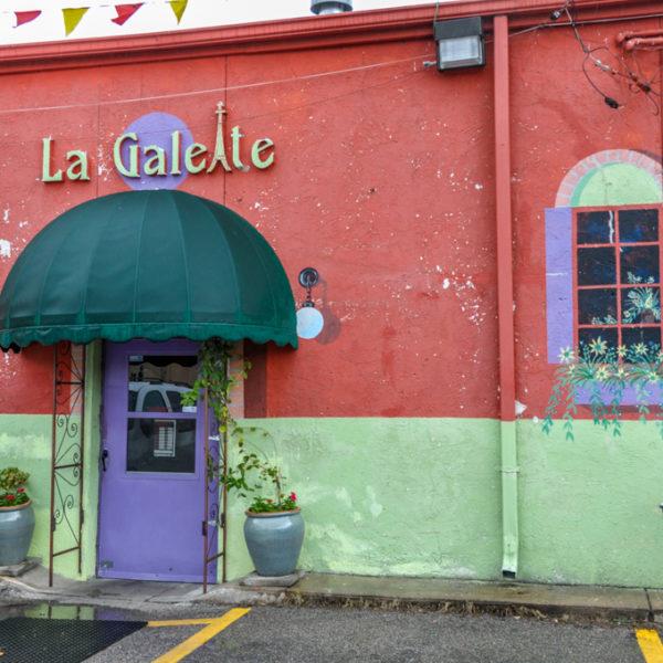 La Galete - 1017 W. Douglas - photo from 2009