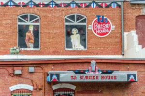 TJ's Burger House - 1003 W. Douglas - photo from 2012